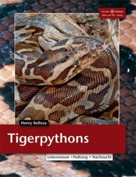 Tigerpythons - Lebensraum, Haltung, Zucht