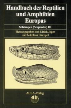 Handbuch der Reptilien und Amphibien Europas, Band 3/2b Schlangen III Viperidae