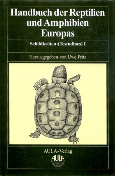 Handbuch der Reptilien und Amphibien Europas, Band 3/3a Schildkröten I (Land- und Sumpfschildkröten) Bataguridae, Testudinidae, 2001