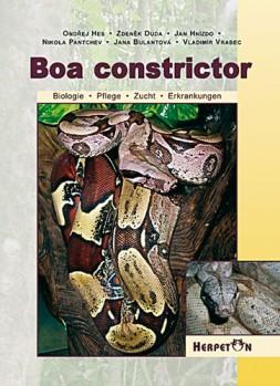 Boa constrictor Biologie, Pflege, Zucht, Erkrankungen