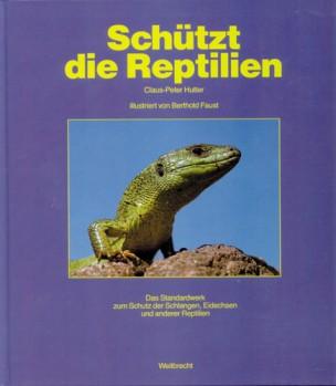Schützt die Reptilien