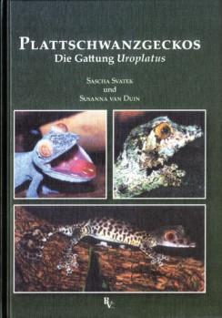 Plattschwanzgeckos: Die Gattung Uroplatus