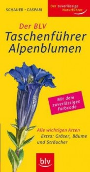 Der BLV Taschenführer Alpenblumen