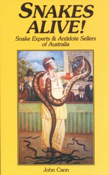 Snakes Alive! Snake Experts & Antidote Sellers in Australia