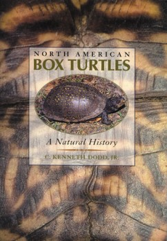 North American Box Turtles - A Natural History