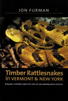 Timber Rattlesnakes in Vermont & New York - Biology, History, and the Fate of an endangered Species