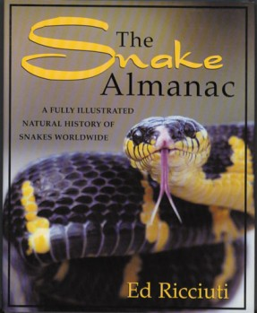 The Snake Almanach - A Fully Illustrated Natural History of Snakes Worldwide