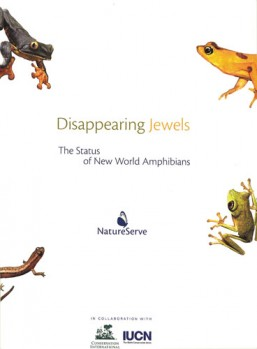Disappearing Jewels - The Status of New World Amphibians