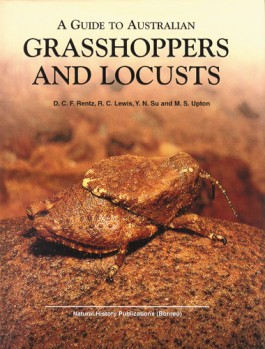A Guide to Australian Grasshoppers and Locusts