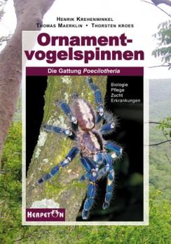 Ornamentvogelspinnen - Die Gattung Poecilotheria