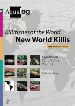 Reference fish of the world, Aqualog Band  14, Killifishes of the World, New World Killifishes