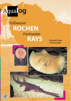 Reference fish of the world, Band 15 Süßwasserrochen