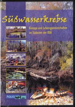DVD Süßwasserkrebse - Biotope und Lebensgemeinschaften im Südosten der USA