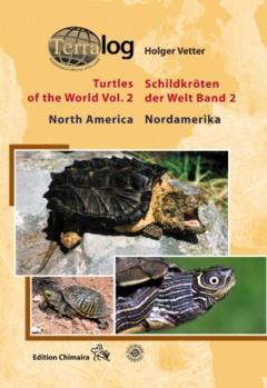 Terralog 2  Schildkröten der Welt 2 Nordamerika