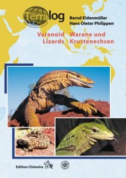 Terralog 6 Warane und Krustenechsen