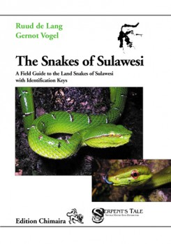 The Snakes of Sulawesi - A field guide to the land snakes of Sulawesi with identification key