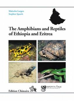 Amphibians and Reptiles of Ethiopia and Eritrea