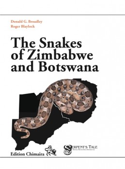 Snakes of Zimbabwe and Botswana