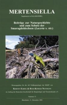 ELBING, K., NETTMANN, H.K. Beiträge zur Naturgeschichte und zum Schutz der Smaragdeidechsen (Lacerta s. str.)