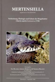 BLANKE, I., BORGULA, A., BRANDT, Th. ed.: Verbreitung, Ökologie und Schutz der Ringelnatter (Natrix natrix Linnaeus, 1758)