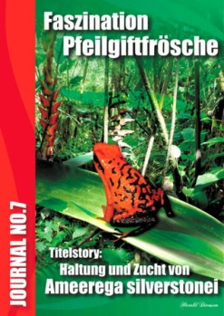 Faszination Pfeilgiftfrösche Journal No. 7
