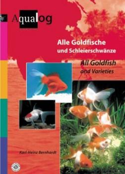 Reference fish of the world, Band 11 Goldfische & Schleierschwänze