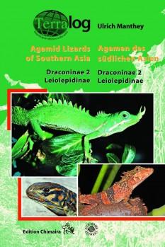 Terralog 7b Agamen des südlichen Asien. Draconinae 2 Leiolepidinae