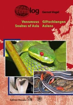 Terralog 14 Giftschlangen Asiens