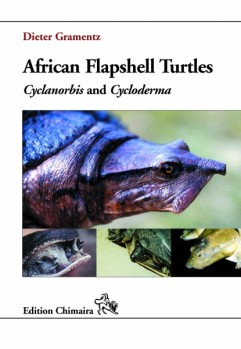 African Flapshell Turtles. Cyclanorbis and Cycloderma
