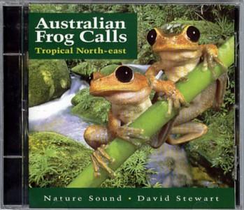 CD Australian Frog Calls Tropical North-east