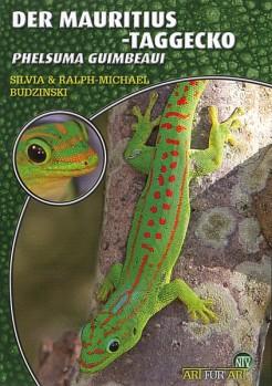 Der Mauritius Taggecko (Phelsuma guimbeaui)