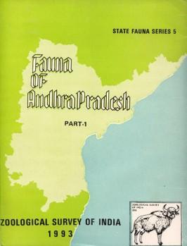 Fauna of Andhra Pradesh Part 1 Reptilia · Amphibia · Fishes