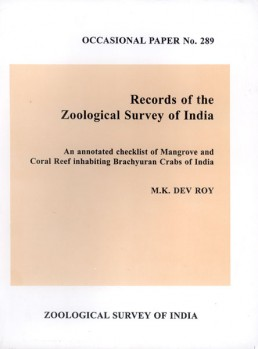 An annotated checklist of Mangrove and Coral Reef inhabiting Crabs of India