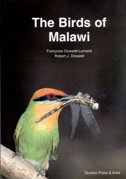 Birds of Malawi - An Atlas and Handbook