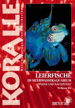 Leierfische im Meerwasseraquarium - Pflege und Nachzucht