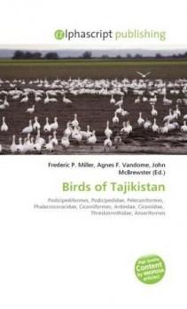 Birds of Tajikistan