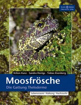 Moosfrösche - Die Gattung Theloderma