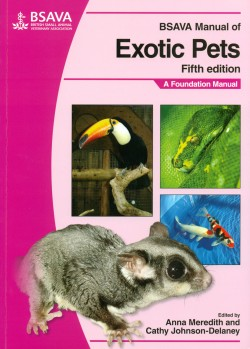BSAVA Manual of Exotic Pet - A Foundation manual