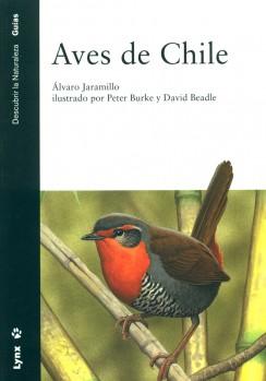 Aves de Chile incluye la peninsula Antartica, las islas Malvinas y Georgia del Sur