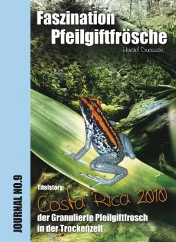 Faszination Pfeilgiftfrösche Journal No. 9