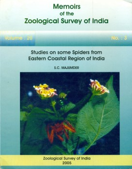Studies on some Spiders from eastern Coastal region of India