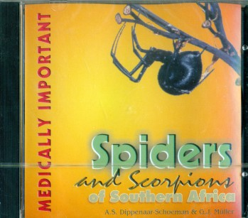 Medically Important Spiders and Scorpions of Southern Africa