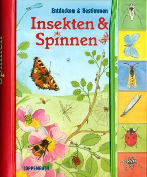 Entdecken & Bestimmen Insekten & Spinnen