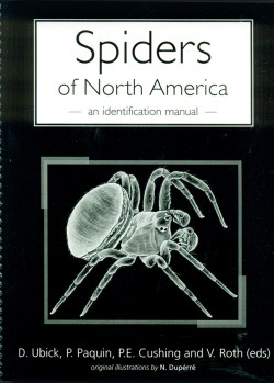Spiders of North America - an identification manual
