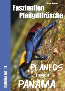 Faszination Pfeilgiftfrösche Journal No. 11