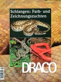 Heft 57 Schlangen. Farb- und Zeichnungszuchten