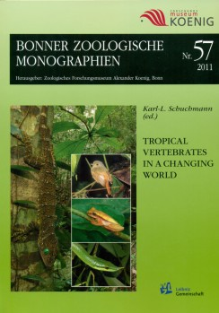Tropical Vertebrates in a Changing World