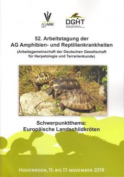 Schwerpunktthema – Europäische Landschildkröten