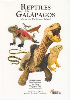 Reptiles of the Galápagos – Life on the Enchanted Islands