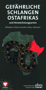 Gefährliche Schlangen Ostafrikas und Verwechslungsarten – Äthiopien, Eritrea, Somalia, Sudan, Südsudan